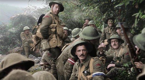 100 yıllık arşivle I. Dünya Savaşı belgeseli #1