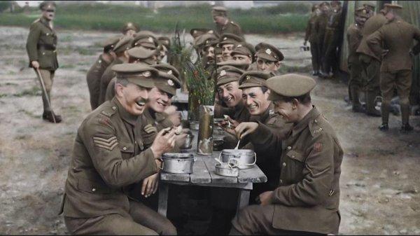 100 yıllık arşivle I. Dünya Savaşı belgeseli #2