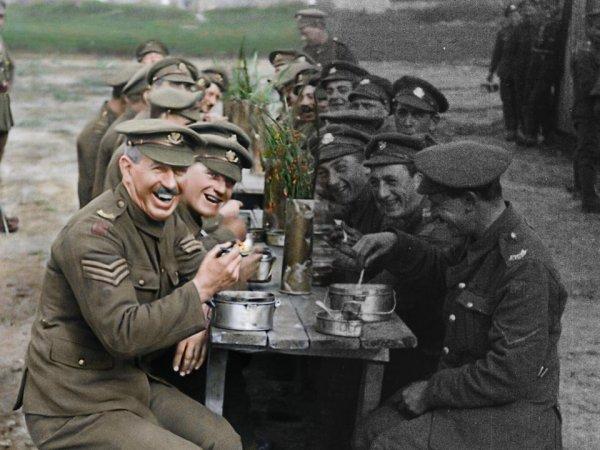 100 yıllık arşivle I. Dünya Savaşı belgeseli #4