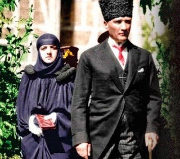 Atatürk'ün Latife Hanım'a taktığı nikâh yüzüğü #2