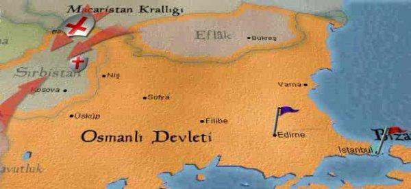 Değişmeyen Kosova zaferinin Murad ları #1
