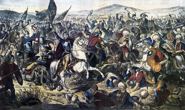 Değişmeyen Kosova zaferinin Murad ları #2