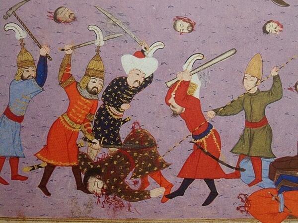 Değişmeyen Kosova zaferinin Murad ları #4