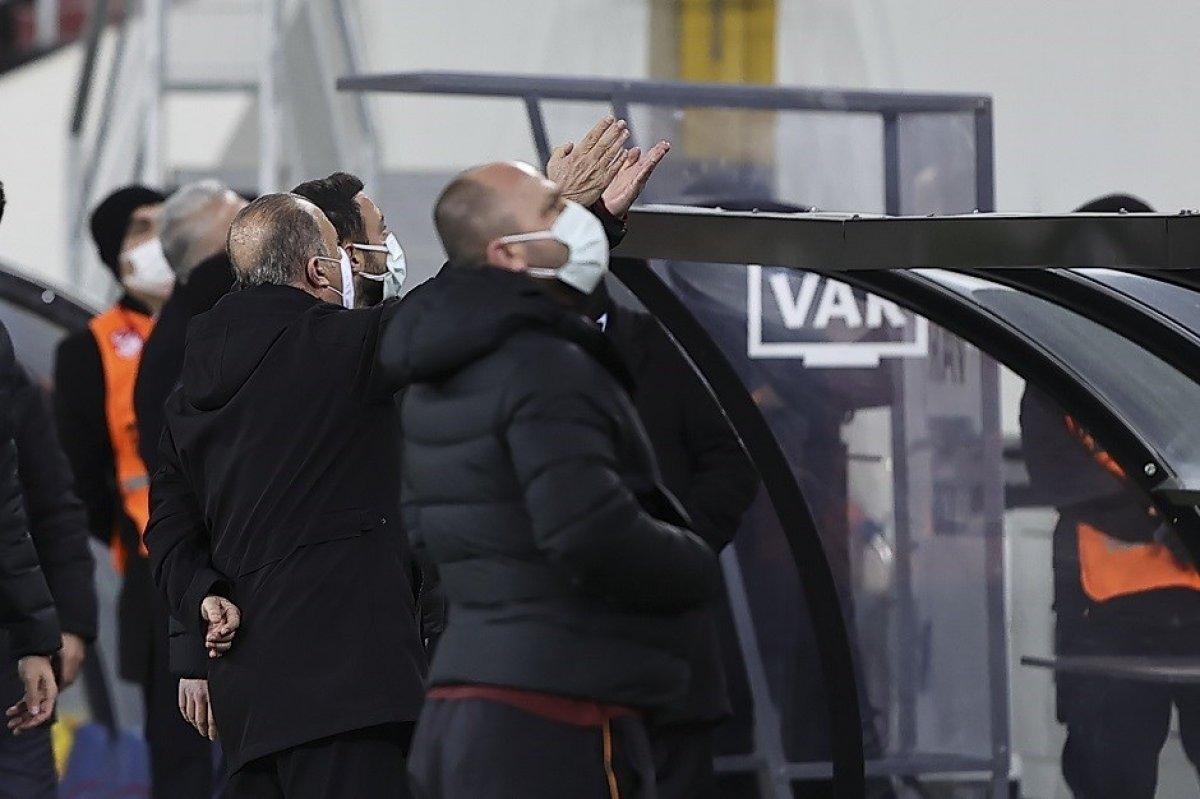 Fatih Terim, Ankaragücü yöneticileriyle tartıştı #1