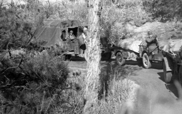 Kore Savaşı'nın bilinmeyen fotoğrafları #1