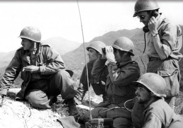 Kore Savaşı'nın bilinmeyen fotoğrafları #3