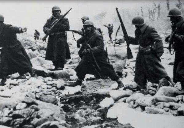 Kore Savaşı'nın bilinmeyen fotoğrafları #4