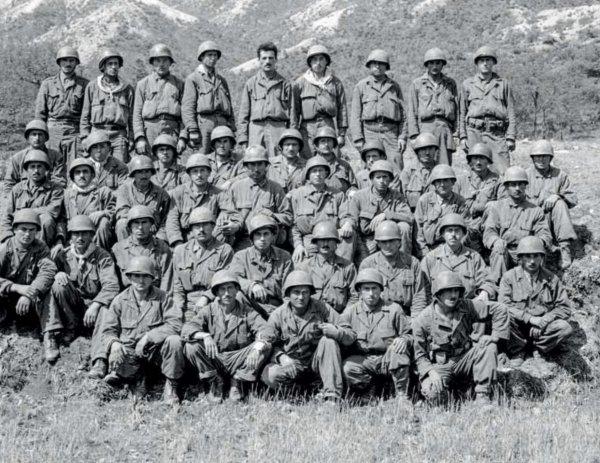 Kore Savaşı'nın bilinmeyen fotoğrafları #7