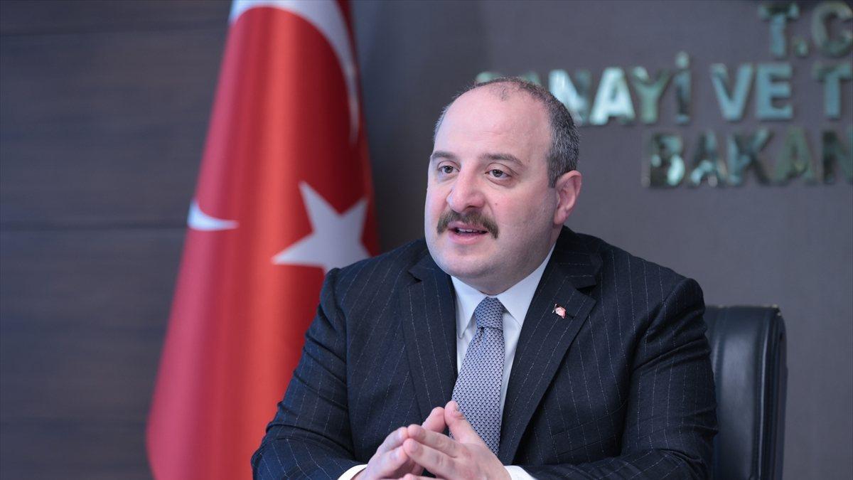 Mustafa Varank: Türkiye, üreterek büyümeye devam ediyor