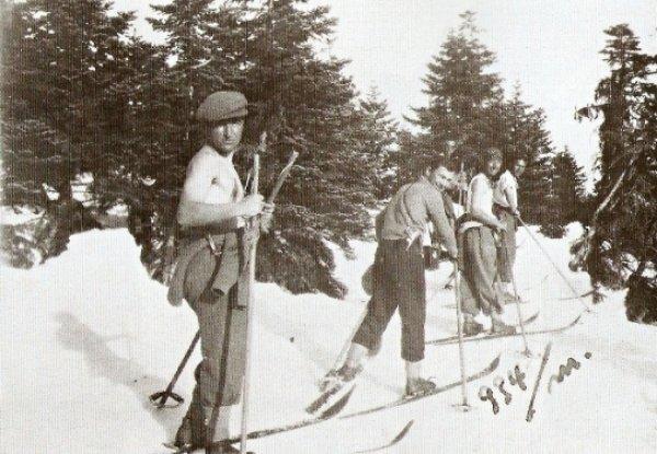 Osmanlı'da kayak birlikleri #1