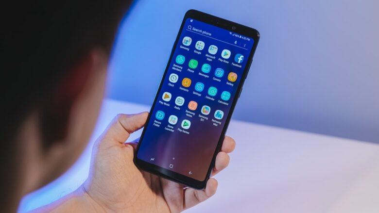 Samsung Galaxy A9 ekran görüntüsü alma işlemi nasıl yapılır?