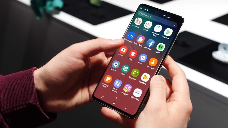 Samsung Galaxy S10 ekran görüntüsü alma işlemi nasıl yapılır?