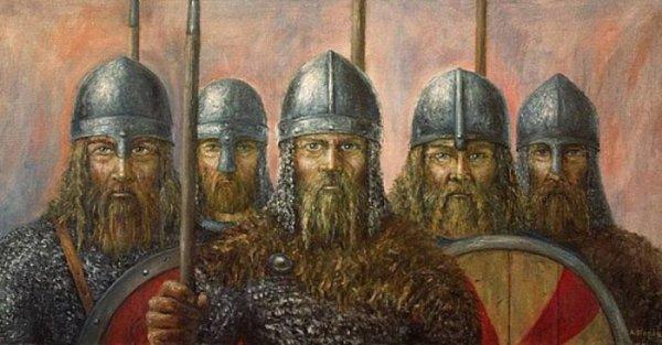 Tüm gerçekliğiyle Vikinglerin ilginç hayatı #8