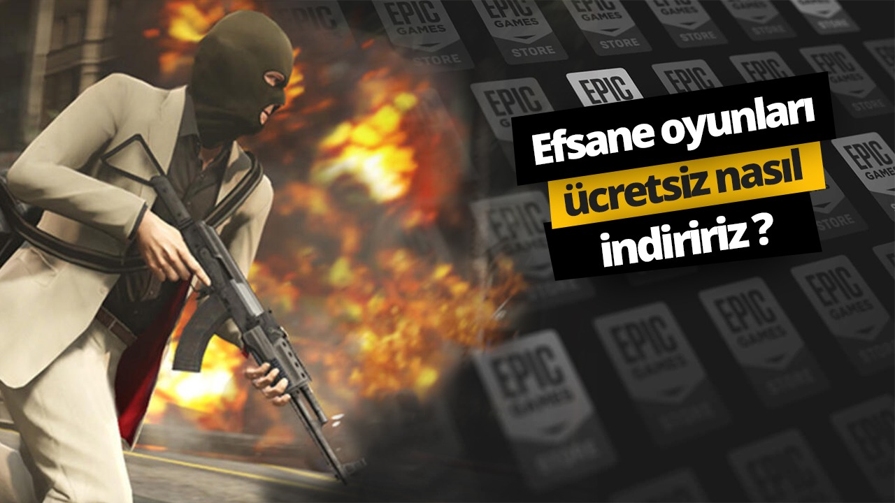Ücretsiz oyun nasıl alınır? - Epic Games oyunları Epic Games ücretsiz oyun indir işlemi nasıl yapılır, Epic Games ücretsiz olacak oyunlar nasıl takip ...